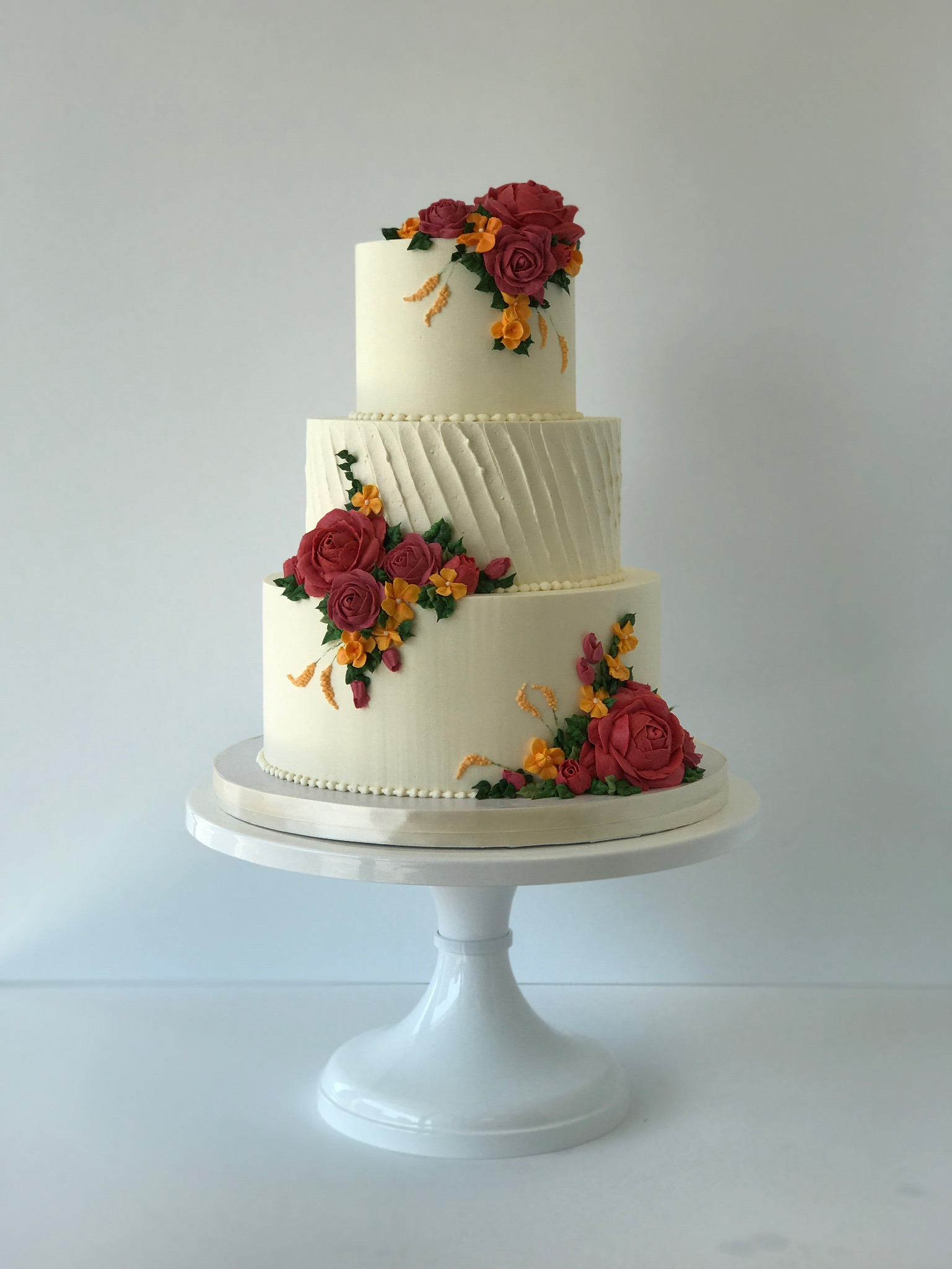 Wedding Cakes Fluffy Thoughts Cakes